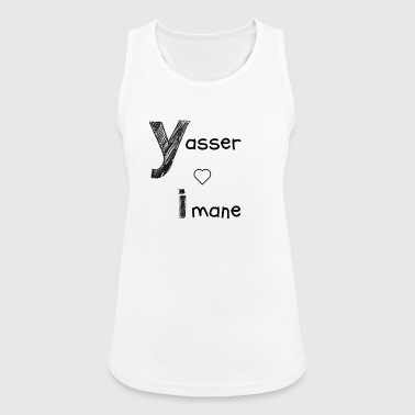 Yasser and Imane - Women's Breathable Tank Top
