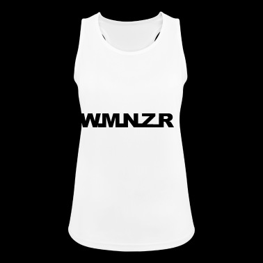 Womanizer - Pustende singlet for kvinner