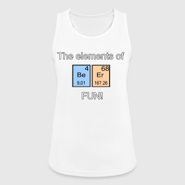 The elements of Fun! - Women's Breathable Tank Top