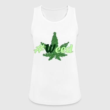 #Weed - Women's Breathable Tank Top