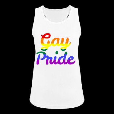 Gay Pride - Women's Breathable Tank Top
