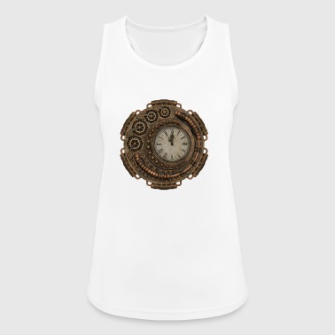 Clock - Women's Breathable Tank Top