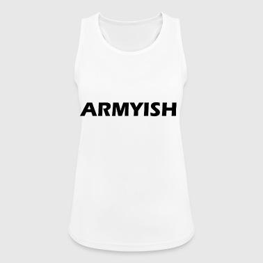 army - Women's Breathable Tank Top