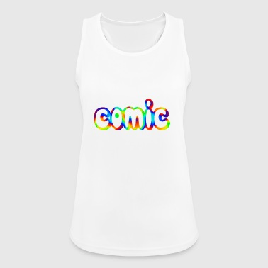 comic - Women's Breathable Tank Top