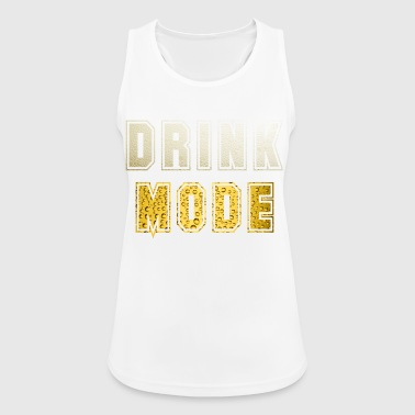 Drink Mode - Women's Breathable Tank Top