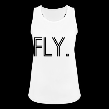 Fly. - Women's Breathable Tank Top
