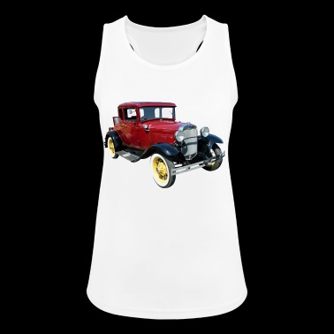 Car - Women's Breathable Tank Top