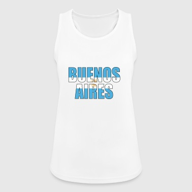 ARGENTINA BUENOS AIRES - Women's Breathable Tank Top