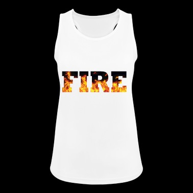 FIRE - Women's Breathable Tank Top