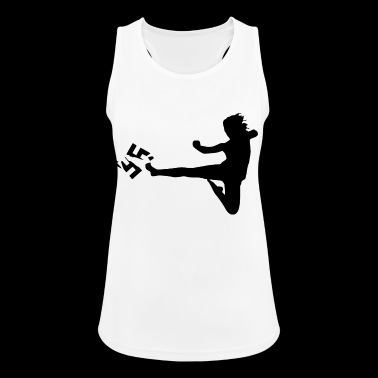 against Nazis - Women's Breathable Tank Top