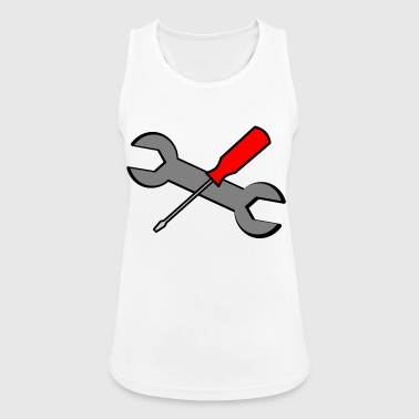 Tools - Women's Breathable Tank Top
