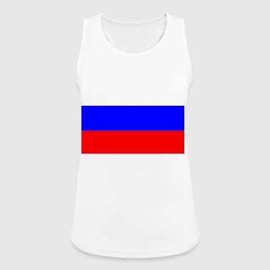 Russian flag - Women's Breathable Tank Top