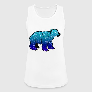 Polar Bear - Women's Breathable Tank Top
