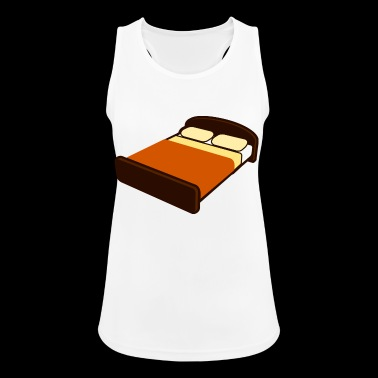 bed - Women's Breathable Tank Top