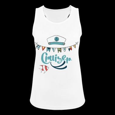 cruise - Women's Breathable Tank Top