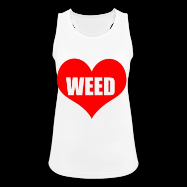 weed - Women's Breathable Tank Top