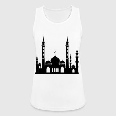 A view of Turkey - Women's Breathable Tank Top