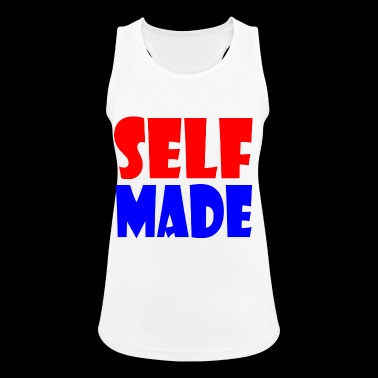 self made - Women's Breathable Tank Top