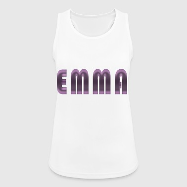 Emma name first name name day birth gift idea - Women's Breathable Tank Top