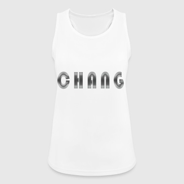 First name Chang Name Name day Birth Gift idea - Women's Breathable Tank Top