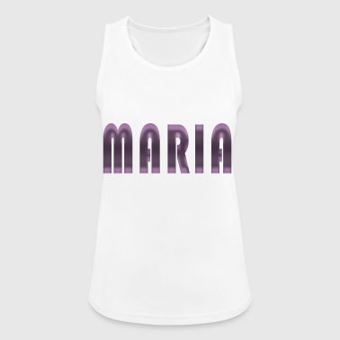 Maria name first name name day birth gift idea - Women's Breathable Tank Top