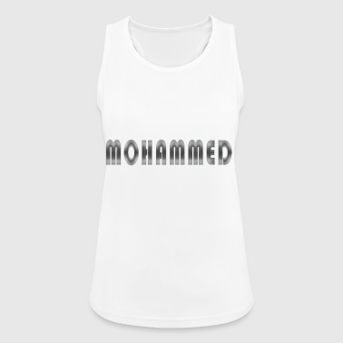 Name Mohammed name day gift man first name - Women's Breathable Tank Top