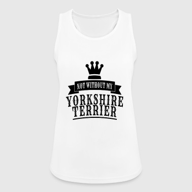 YORKSHIRE TERRIER DOG SHIRT - Women's Breathable Tank Top