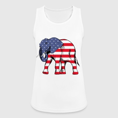 United elephant - Women's Breathable Tank Top