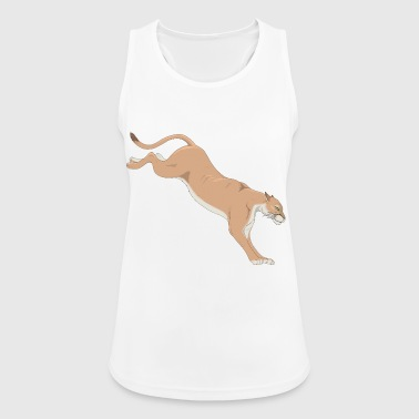 The cougar - Women's Breathable Tank Top