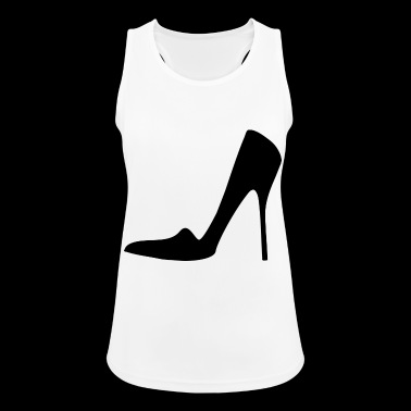 Stiletto Highheels - Frauen Tank Top atmungsaktiv