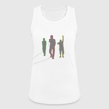 rappers - Women's Breathable Tank Top