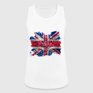 United Kingdom vintage flag - Women's Breathable Tank Top