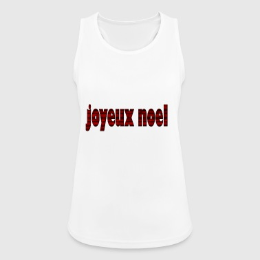 MERRY CHRISTMAS - Women's Breathable Tank Top