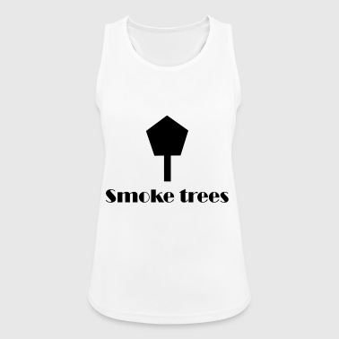 Smoke Trees - Women's Breathable Tank Top