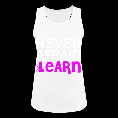 To read - Women's Breathable Tank Top
