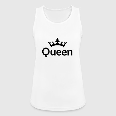 queen - Women's Breathable Tank Top
