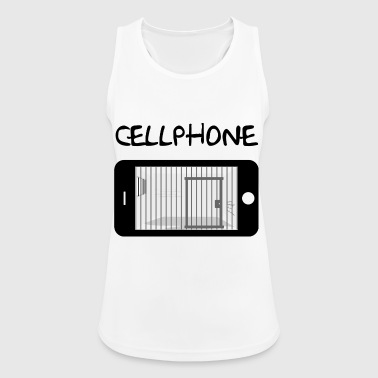 Mobile Cell & Prison - Women's Breathable Tank Top