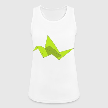 origami paper plane paper airplane47 - Women's Breathable Tank Top