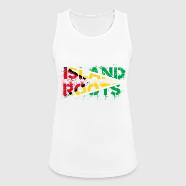 Guyana roots - Women's Breathable Tank Top