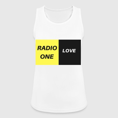 RADIO ONE LOVE - Frauen Tank Top atmungsaktiv