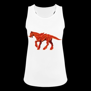 Iron Unicorn - iron unicorn - Women's Breathable Tank Top