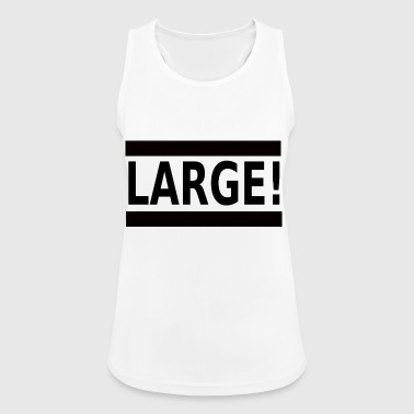 LARGE! - Women's Breathable Tank Top