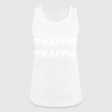 TRAFFIC TRAFFIC - Women's Breathable Tank Top