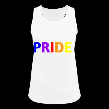 Proud of homosexuality (bold) - Women's Breathable Tank Top