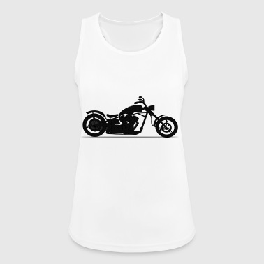 Moto chopper - Women's Breathable Tank Top