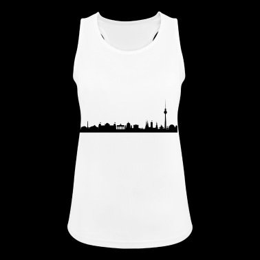 Berlin :) - Frauen Tank Top atmungsaktiv