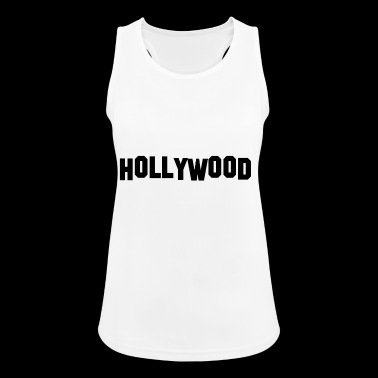 HOLLYWOOD gaveide - Pustende singlet for kvinner