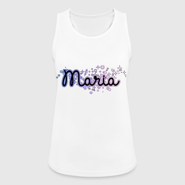 Maria name first name - Women's Breathable Tank Top