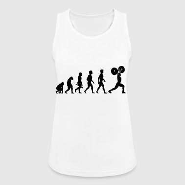weightlifting weightlifting sport2 - Women's Breathable Tank Top