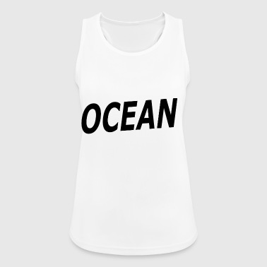 OCEAN - Women's Breathable Tank Top